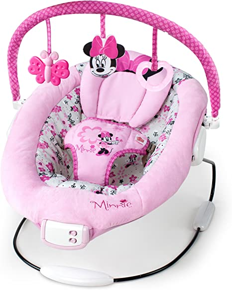 Disney Baby, Hamaca Minnie Garden Delights™: INGENUITY: Amazon.es ...