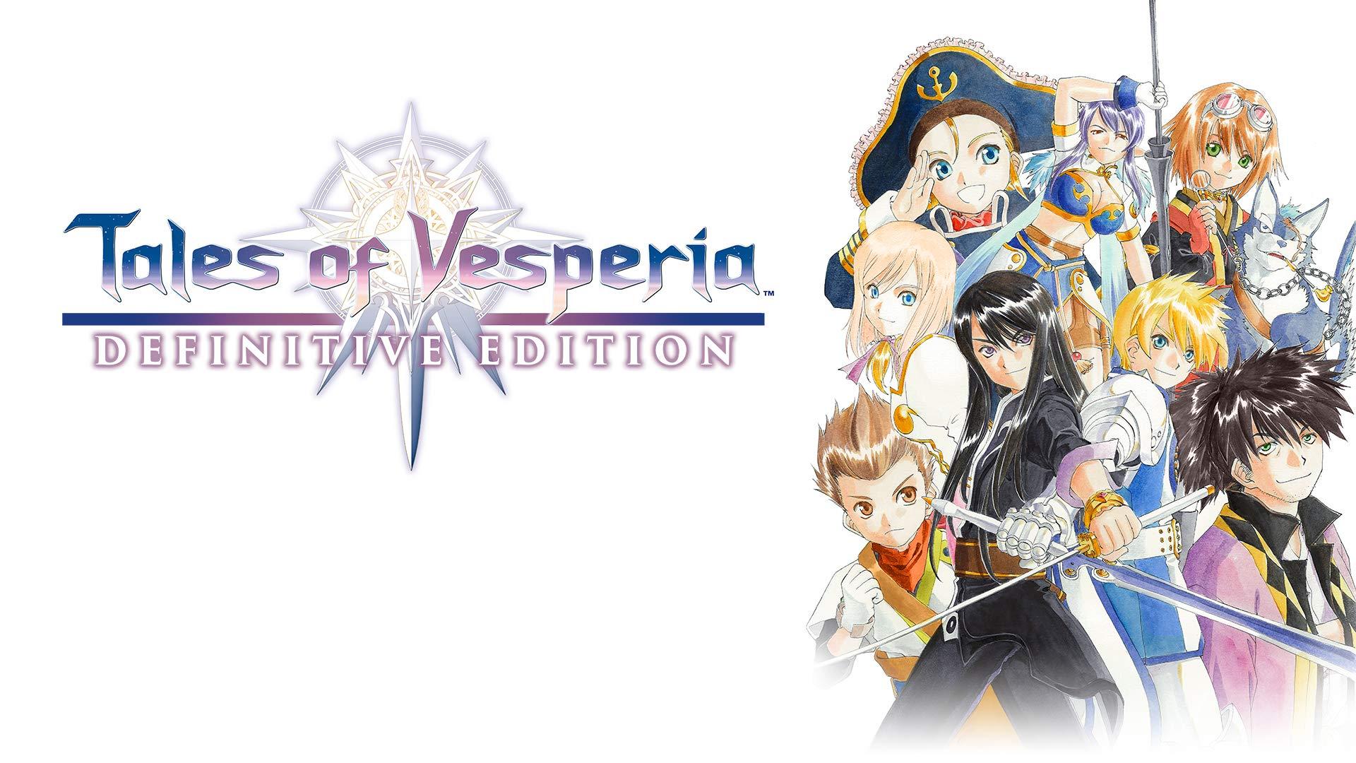 Tales of Vesperia: Definitive Edition - Nintendo Switch [Digital Code]