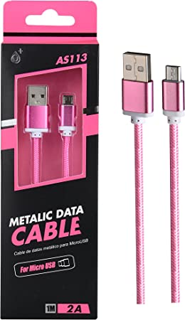 One Plus 801139d - Cable Micro USB para Smartphone (1 m): Amazon.es: Electrónica