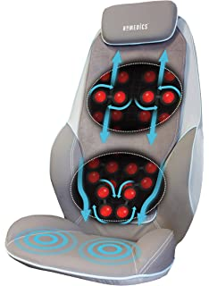 Medisana MCN Shiatsu Cojín de masaje con 3 zonas de masaje ...