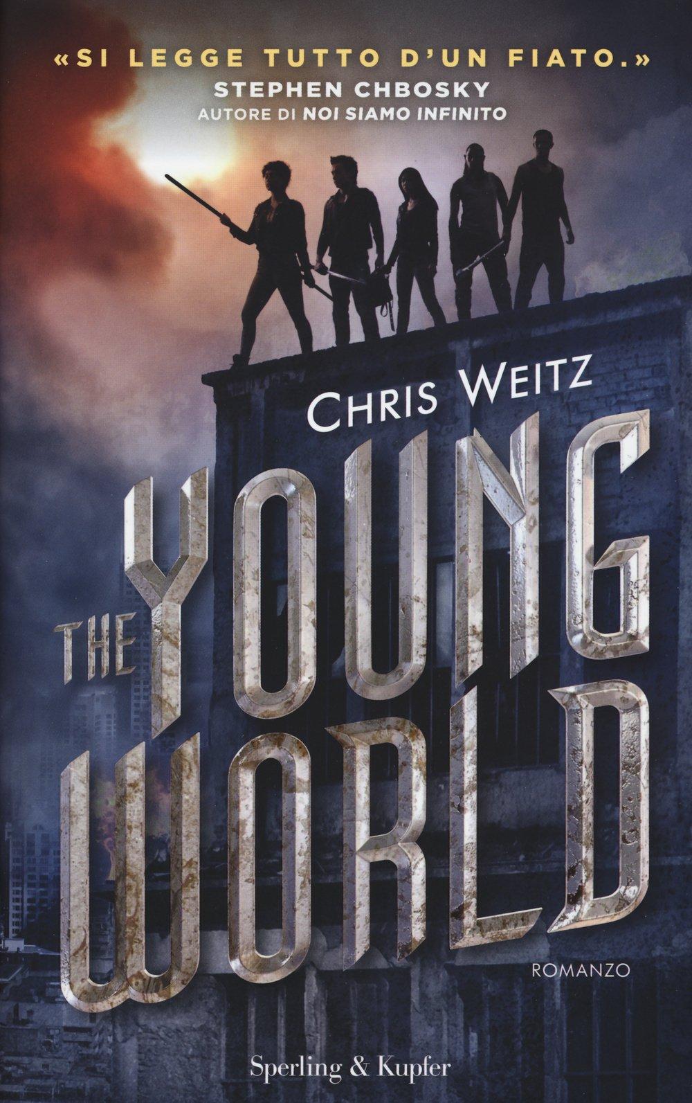 The young world: Amazon.it: Weitz, Chris, Pastorino, G.: Libri