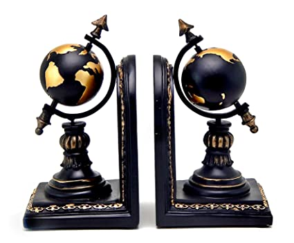 Buy Decorative Bookends Vintage Style Armillary Globe Books Ends Best Decorative Bookends For Sale