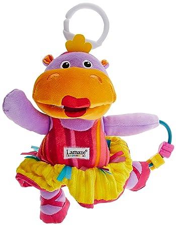 Amazon.com : Lamaze Play & Grow Lulu in a Tutu Take Along Toy ...