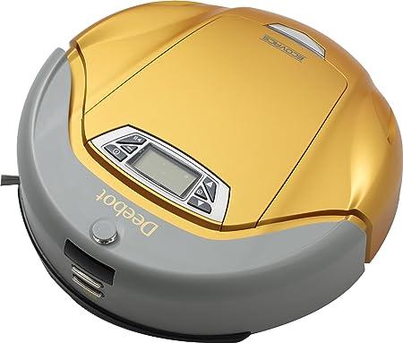 Deebot D58 - Robot aspirador, color dorado: Amazon.es: Hogar
