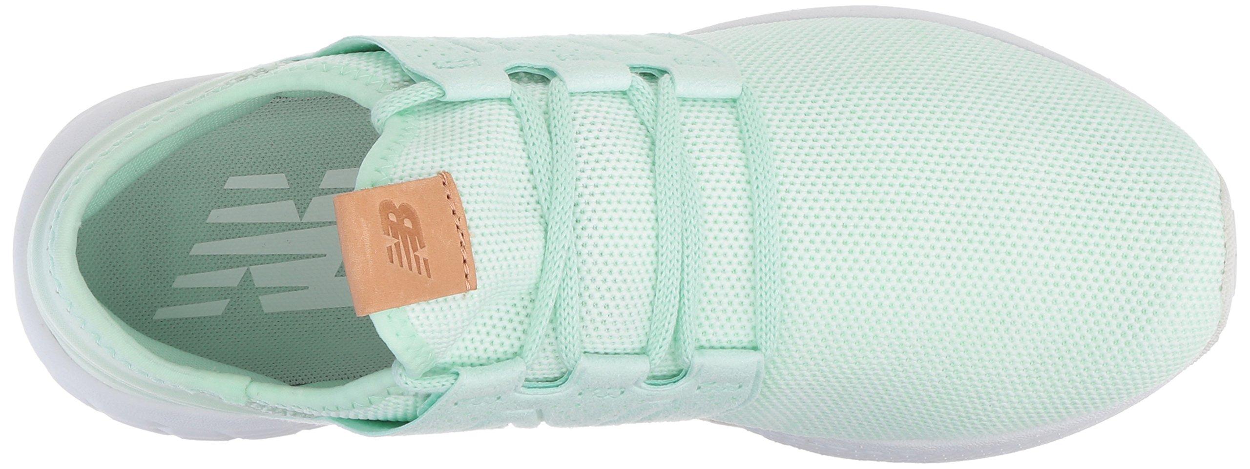 New Balance Women's Fresh Foam Cruz V2 Sneaker, Seafoam Green, 12 B US