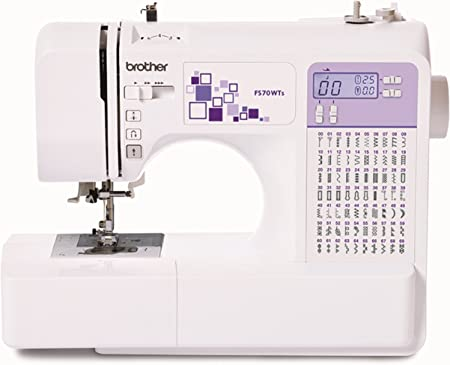 Brother FS70WTS Máquina de coser y acolchar: Amazon.es: Hogar