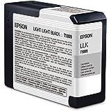 Epson T5809 Cartouche d'encre d'origine 1 x noir clair