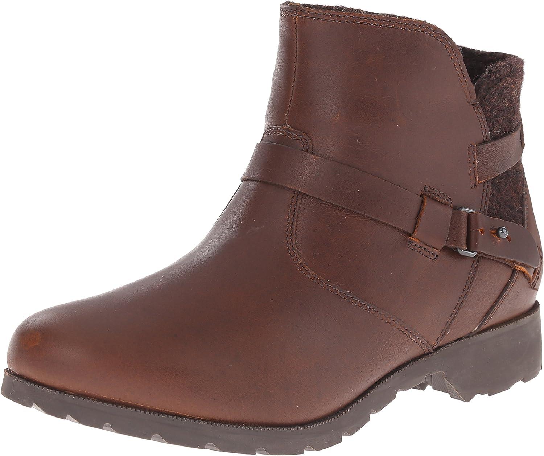 Teva Women's W Delavina Wool Ankle Boot