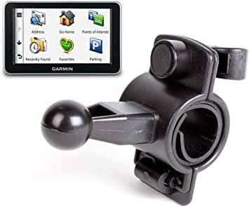 DURAGADGET Soporte De Bicicleta para Navegador GPS Garmin ...