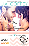 Melody Anne's Billionaire Universe: One Sweet Summer (Kindle Worlds Novella) (Love by the Numbers Book 0)