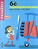 Coneixement del medi. Medi social i cultural. 6 Primària. Projecte 3.16 - 9788466122887