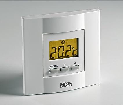 Delta Dore; TYBOX 51; Termostato digital para climatización