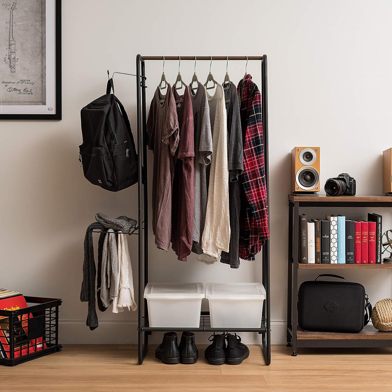 Amazon.com: IRIS USA - Perchero de metal y accesorios, Metal ...