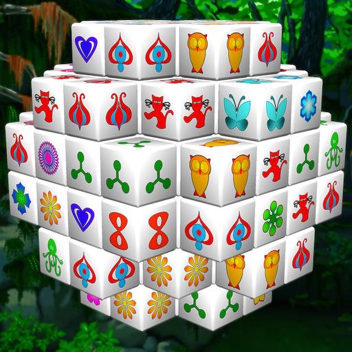 Mahjong online gratis 3d