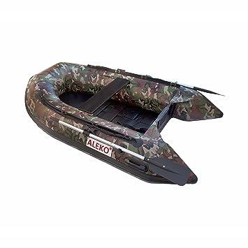 ALEKO btsdsl250 cm hinchable barco balsa 8.4 pies con preinstalado ...