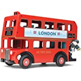 Le Toy Van TV469 London Bus With Driver Playset by Le Toy Van
