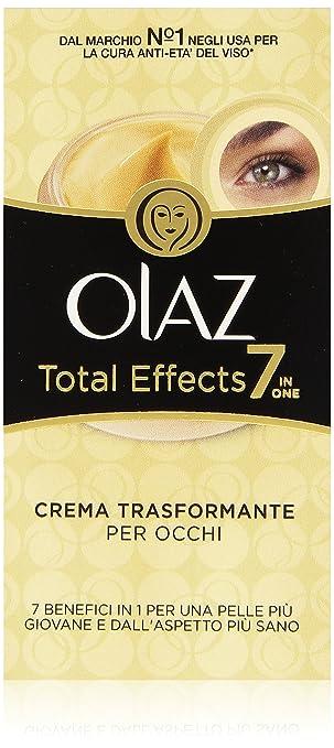 4 opinioni per Olaz Total Effects 7 in 1 Crema Trasformante per Occhi, 15 ml