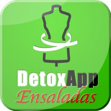 DetoxApp Ensalada Detox Rapida