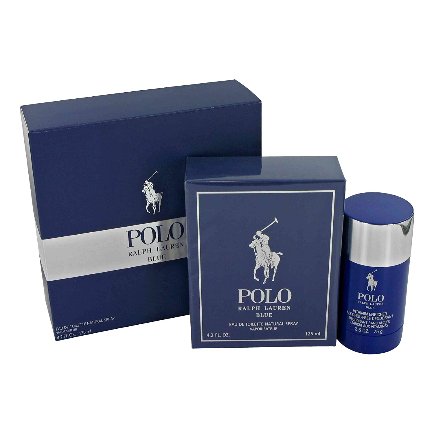 Ralph Lauren Polo Blue Gift Set for Men M-GS-1503