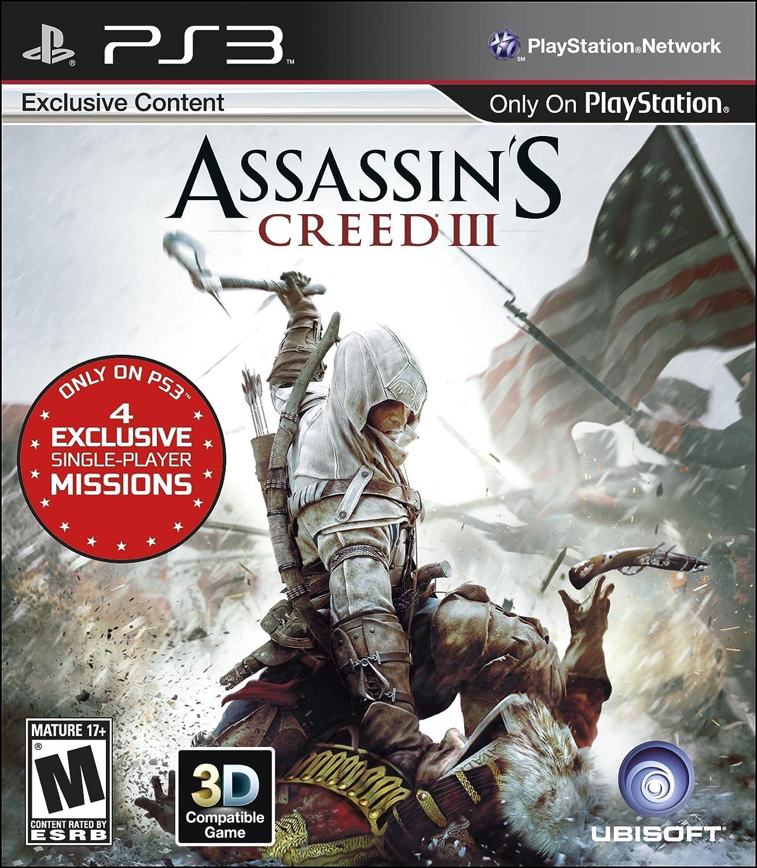 Amazon.com: Assassins Creed III - Nintendo Wii U: Video Games