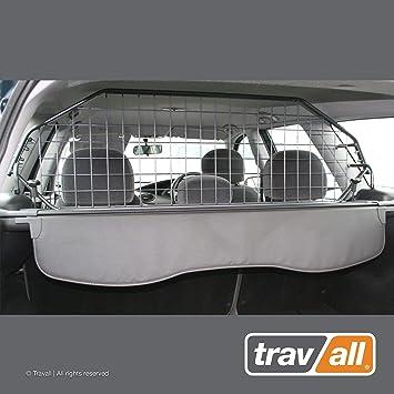 Travall Guard Hundegitter Tdg0398 Maßgeschneidertes Trenngitter In Original Qualität Auto