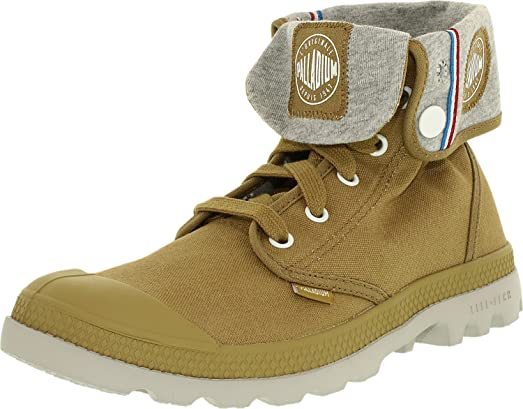 Women's Baggy Lite Canvas Dark Khaki/Vapor High-Top Boot - 8.5M