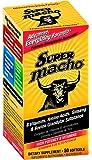 Super Macho High Potency Vitamin B Softgels, 50 Capsules