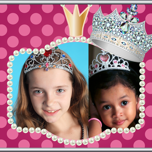 Crowns Photo Collage (Arrange A Room)