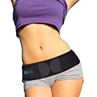 Sixora Sacroiliac Si Joint Support Belt for Women and Men | Eases Lower Back Pain...
