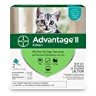 Bayer Advantage II Flea Prevention for Cats