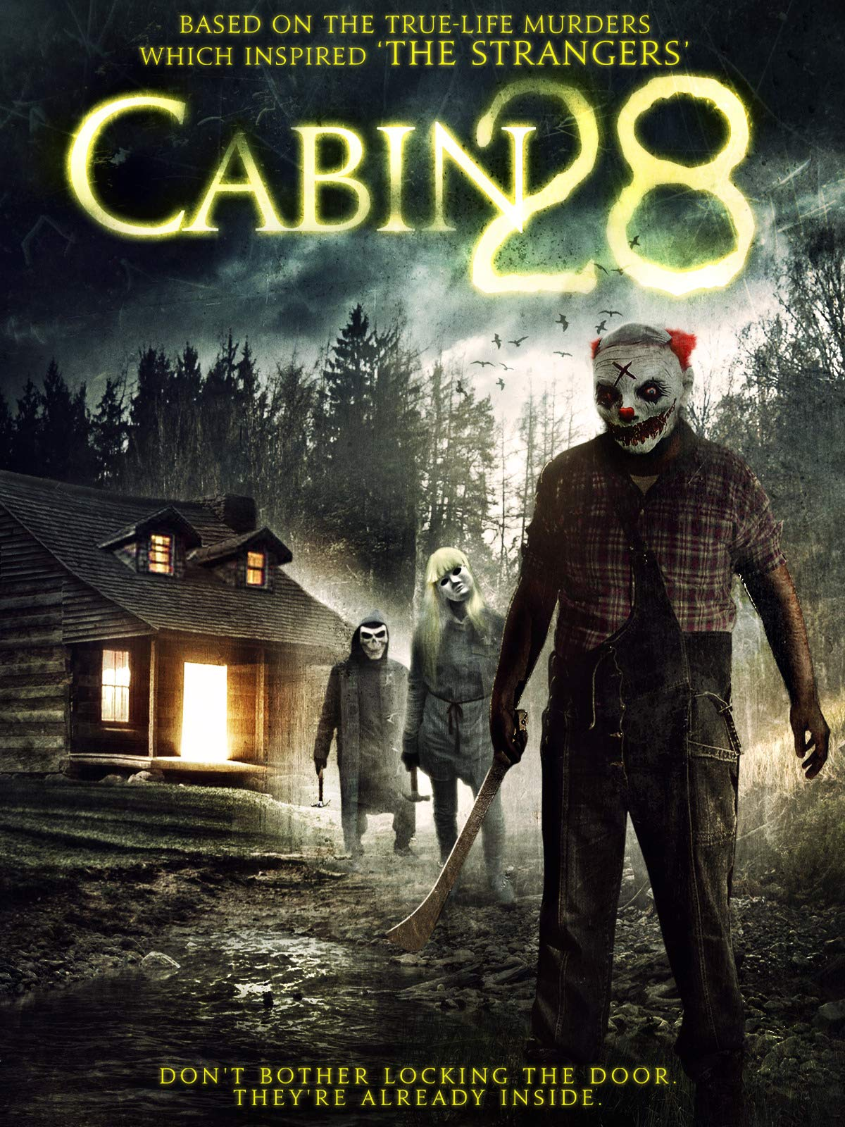 Cabin 28 on Amazon Prime Video UK