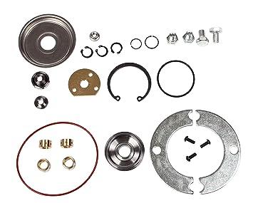 henyee Turbo reconstruir Kit reparación Kits para Garrett T2 T25 T28 TB02 TB25 TB28 Turbocompresor 360 Thrust Bearing dinámico: Amazon.es: Coche y moto