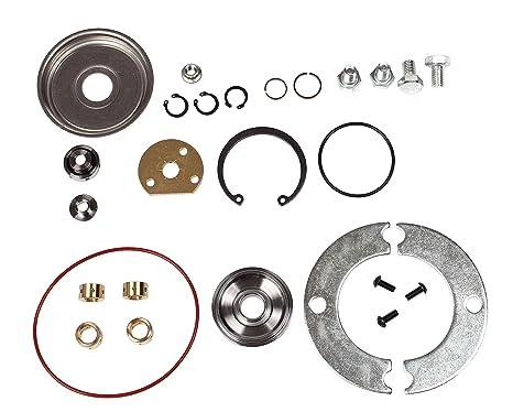 henyee Turbo reconstruir Kit reparación Kits para Garrett T2 T25 T28 TB02 TB25 TB28 Turbocompresor 360