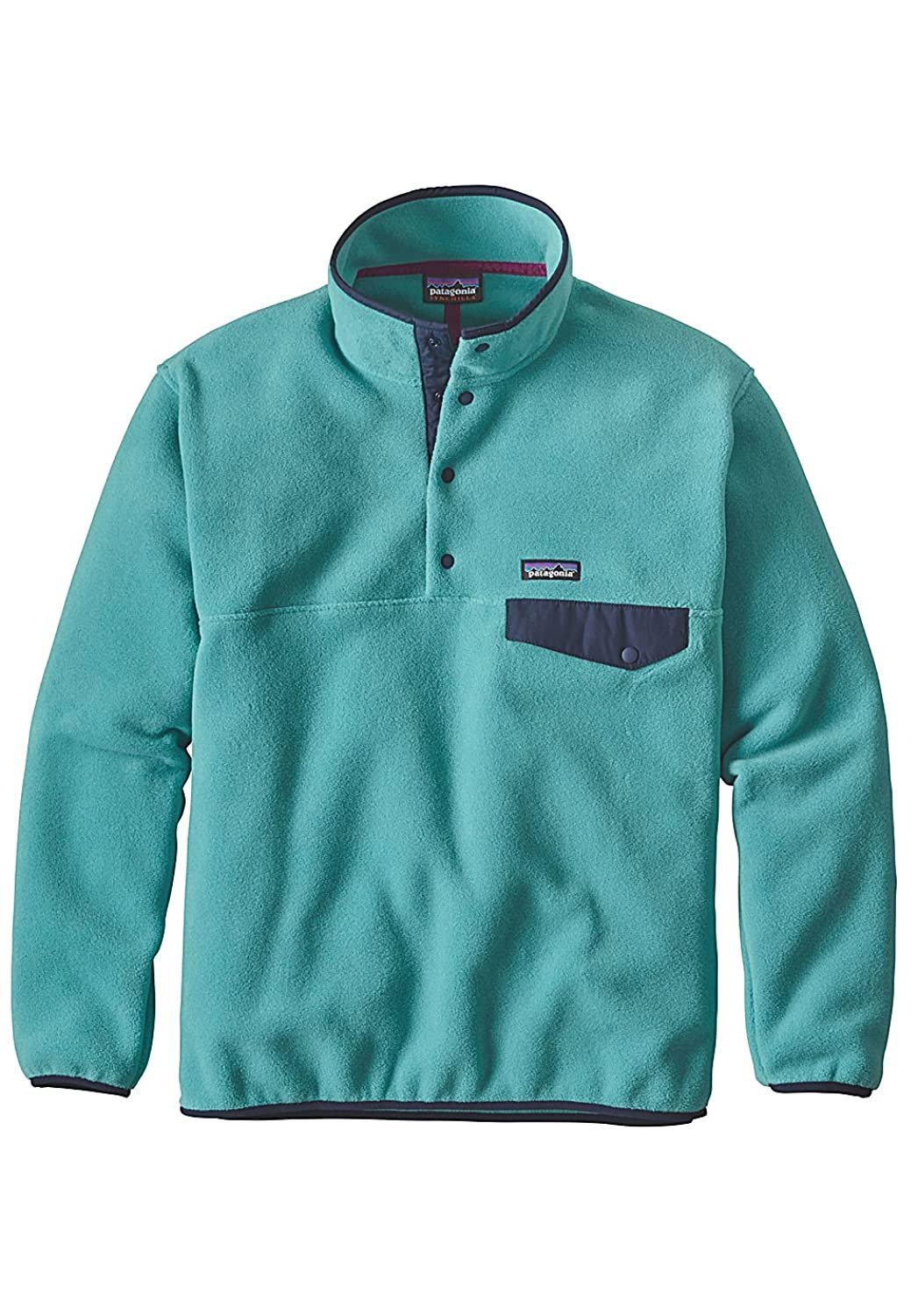 Herren Fleecejacke Patagonia Synchilla Snap-T Fleece Pullover