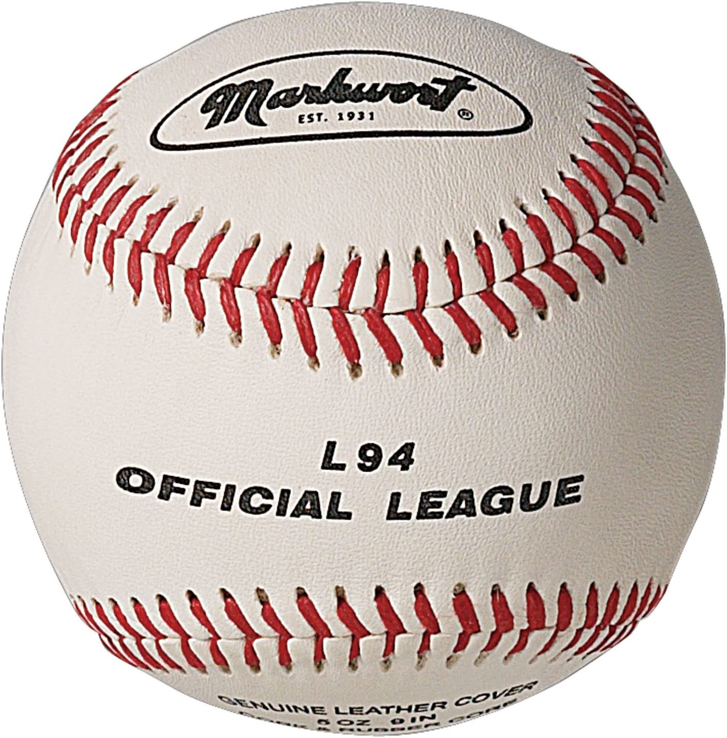 Markwort Official League Baseball (Dozen)