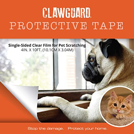 Amazon Clawguard Protection Tape Durable Single Sided Shield
