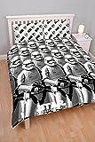 character world Star Wars episodio 100 por ciento de microfibra es probable que 7 funda nórdica para cama doble, Multi-color
