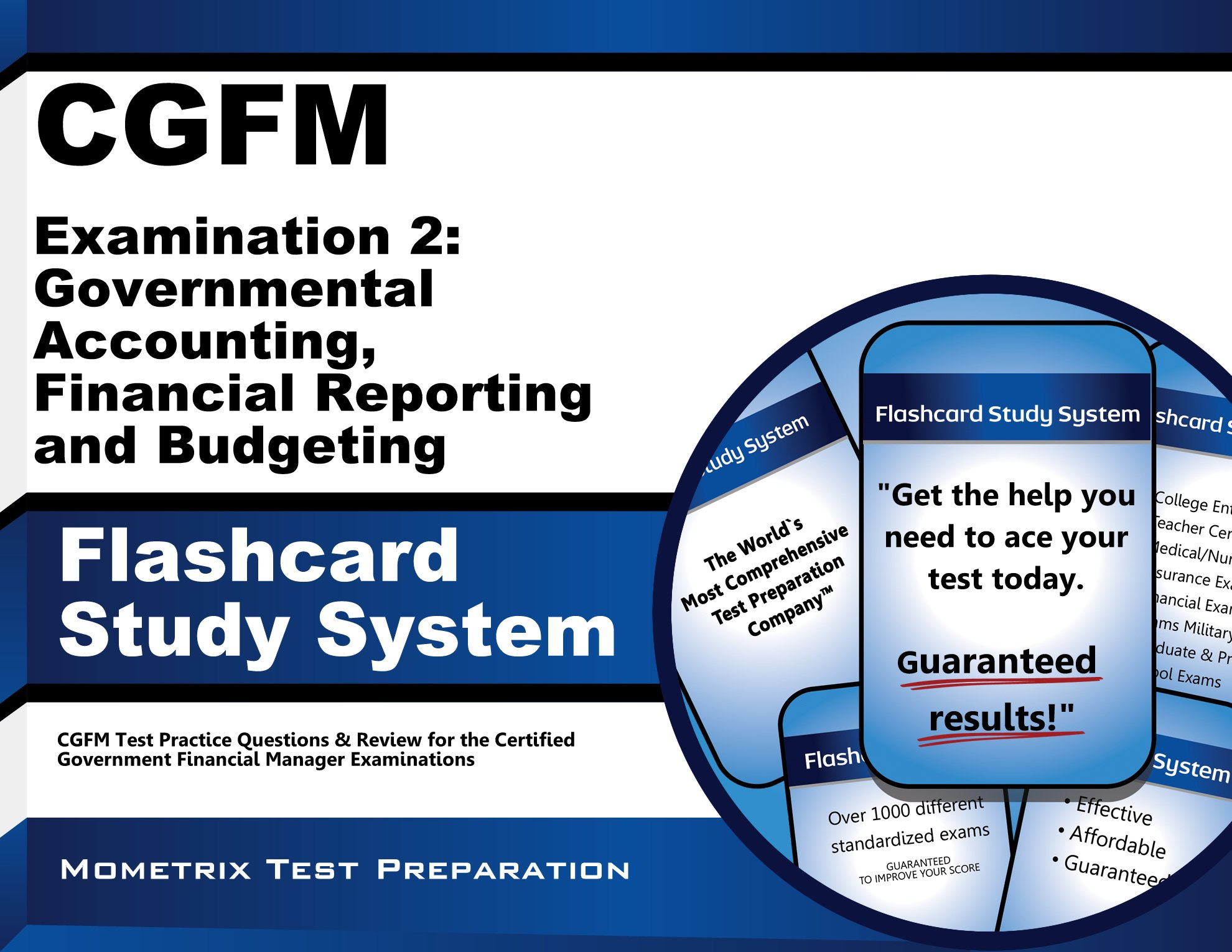 Cgfm Examination 2 Governmental Accounting Financial Reporting And
