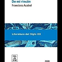 De mi rincon (Spanish Edition)