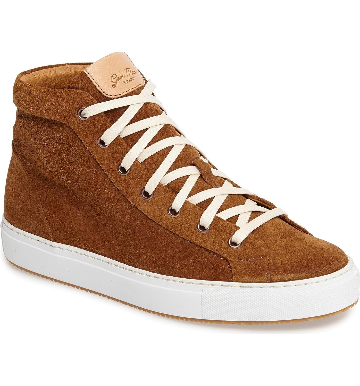 [グッドマンブランド] メンズ スニーカー Good Man Brand Sure Shot Hi Sneaker (Men [並行輸入品] B07DTFDYDN