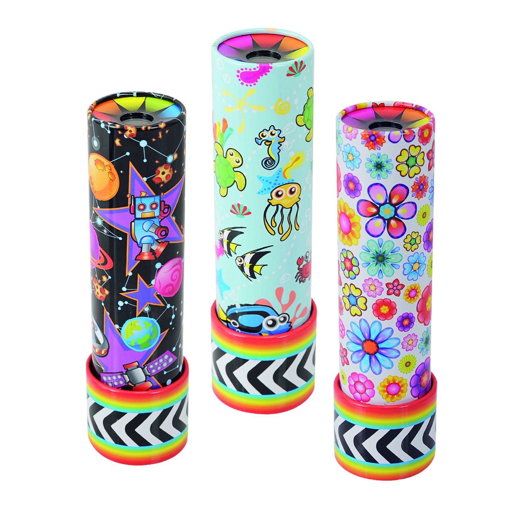 PlayGo Funky Kaleidoscope, Multicolor
