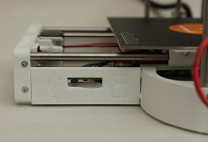 DAGOMA Imprimante 3D DISCoeASY200 montée - PLA: Amazon.es: Electrónica