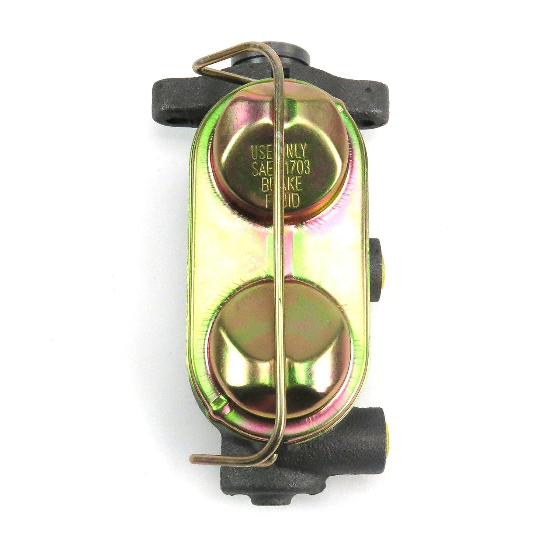 Helix 301436 Dual Reservoir 1967-1970 Drum Master Cylinder