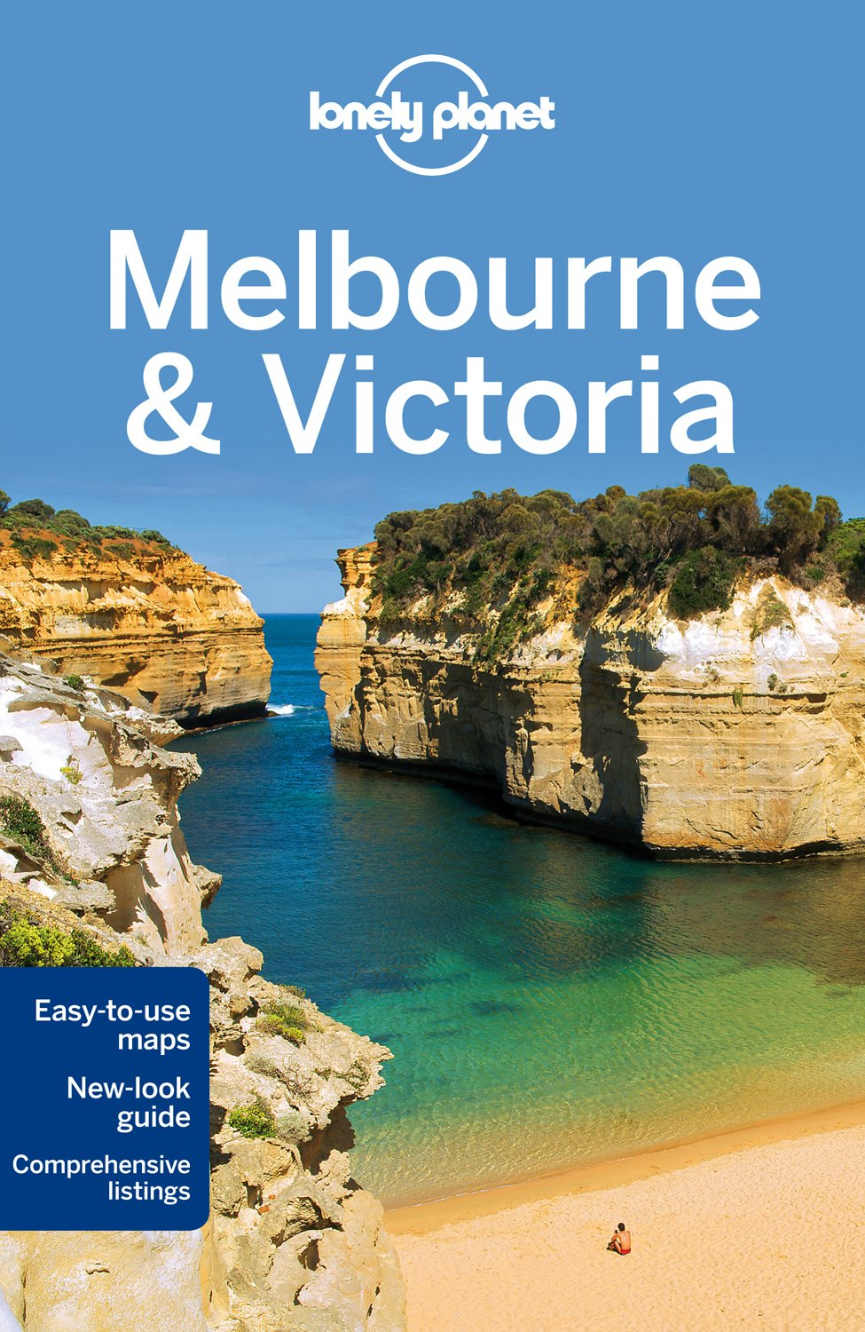 Lonely Planet Melbourne & Victoria, English edition (Country Regional Guides)