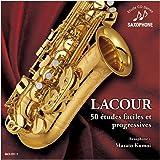 ラクール:50のやさしく段階的な練習曲 LACOUR 50 études faciles et progressives