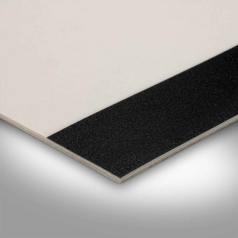 verschiedene L/ängen BODENMEISTER BM70555 PVC CV Vinyl Bodenbelag Auslegware Fliesenoptik Schachbrett 200 Variante: 3 x 4 m 300 und 400 cm breit