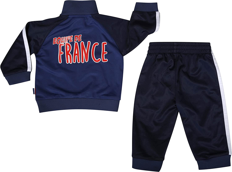 Chándal para bebé FFF, colección oficial de la selección de fútbol ...