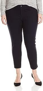 product image for James Jeans Women's Plus-Size Leggy Z Ankle Legging Jean
