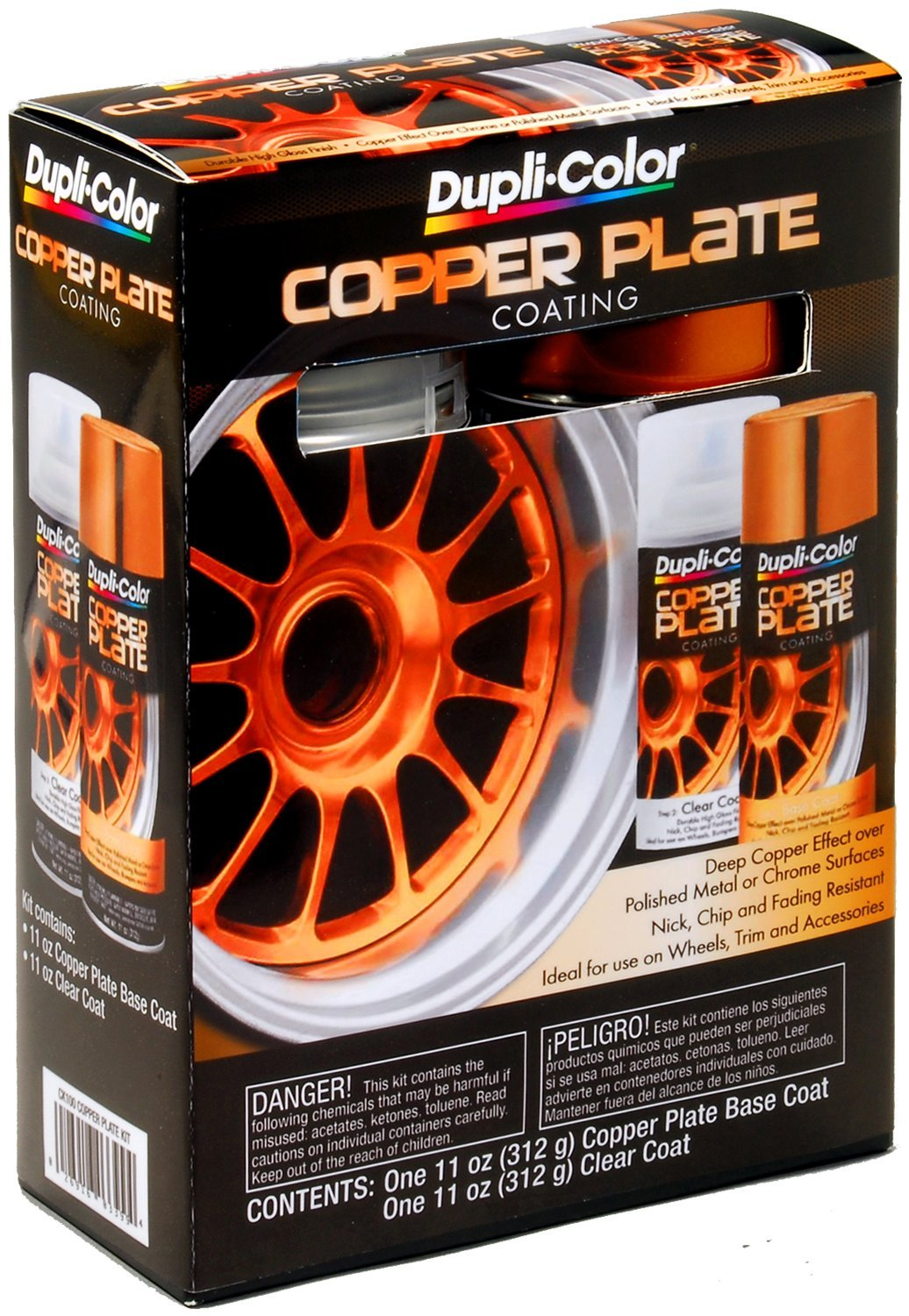 Dupli Color Ck100 Copper Plate Coating Kit Automotive Above Is The Circuit Board Which Attaches To Your Spokes Below A