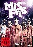 Misfits - Staffel 3 [3 DVDs]